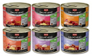 GranCarno Sensitive Adult Mixpack 6x200 g