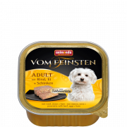 Vom Feinsten Adult with Beef, Egg and Ham 150 g