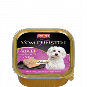 Vom Feinsten  Adult with Chicken, Egg and Ham 150 g från Animonda