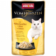 Vom Feinsten Adult with Chicken Fillet & Cheese Sauce 50 g