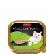 Animonda Vom Feinsten Adult with Turkey, Chicken breast + Herbs 100 g