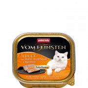 Vom Feinsten Adult with Chicken, Beef and Carrot 100 g fra Animonda