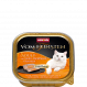 Animonda Vom Feinsten Adult with Chicken, Beef and Carrot 100 g, 32x100 g