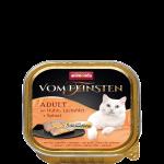 Animonda Vom Feinsten Adult with Chicken, Salmon Filet and Spinach