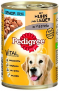 Pedigree Senior Kip en Lever in Pastei Art.-Nr.: 8556