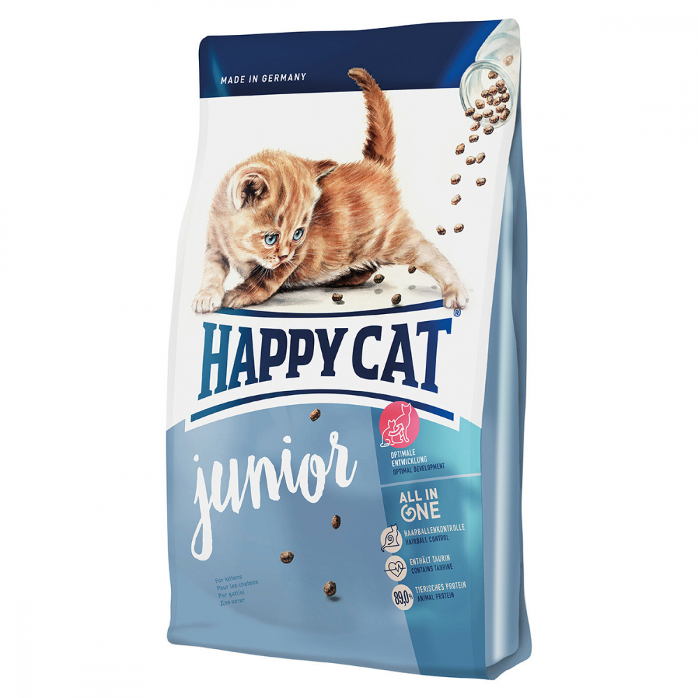 Happy Cat Kitten Supreme Junior 4 kg, 300 g, 10 kg, 1.4 kg köp billiga på nätet