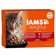 Iams Delights Sea Collection in Jelly Art.-Nr.: 19784