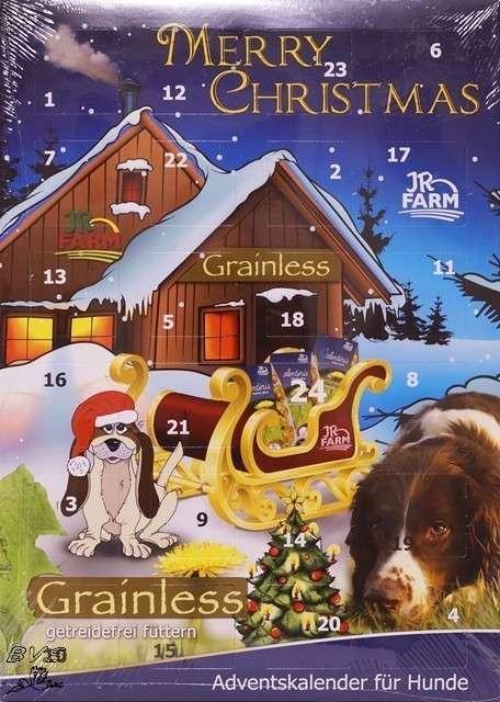 Weihnachtskalender Für Hunde.Jr Farm Adventskalender Für Hunde 240 G