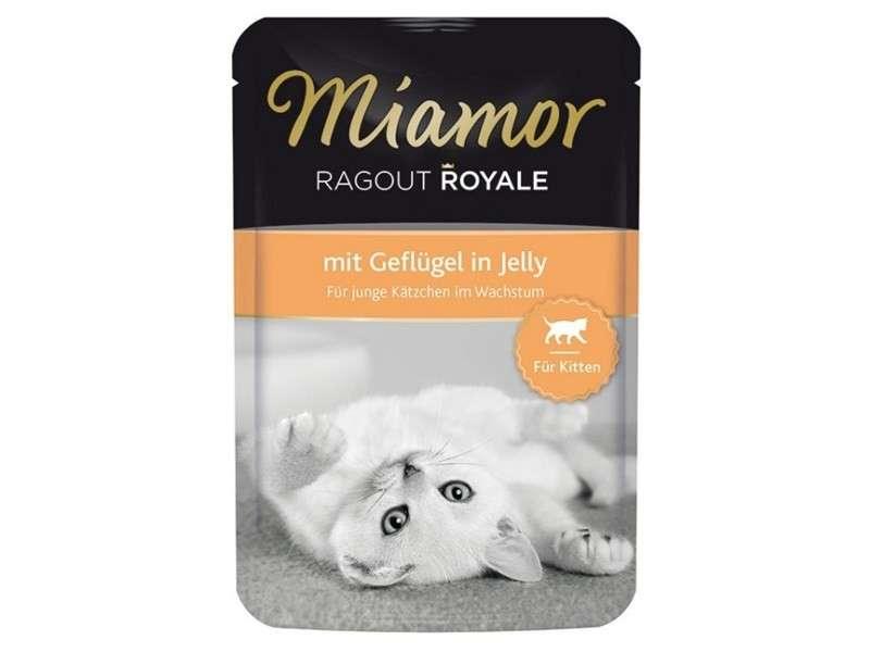 Ragout Royale Kitten Poultry by Miamor 100 g buy