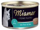 Miamor Feine Filets Let Tunfisk & Ris 100 g