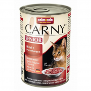 Animonda Carny Senior Beef + Turkey hearts 400 g