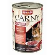 Carny Senior Carne + Coração 400 g