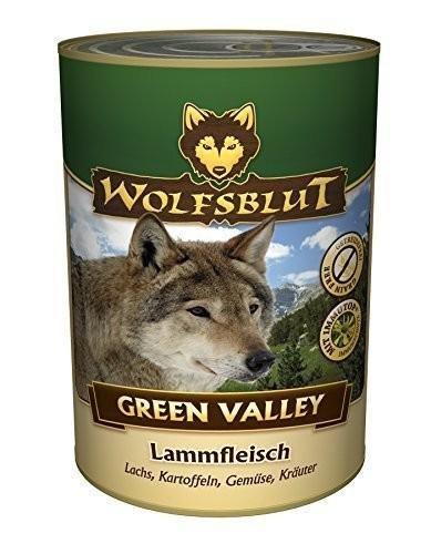 Wolfsblut Green Valley 800 g køb rimeligt og favoribelt med rabat