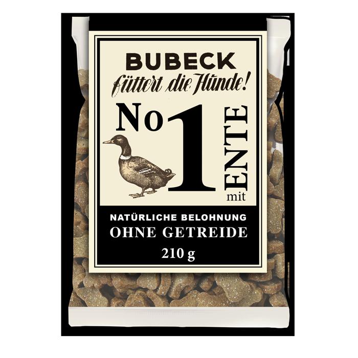 Bubeck No.1 Duck 210 g 4001222441028 anmeldelser