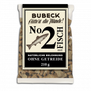 Bubeck No. 2 Fish 210 g