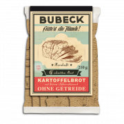 Bubeck Bread slices - Weight 210 g