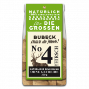 Bubeck No. 4 mit Hirsch -Die Grossen- bestellen zum Toppreis
