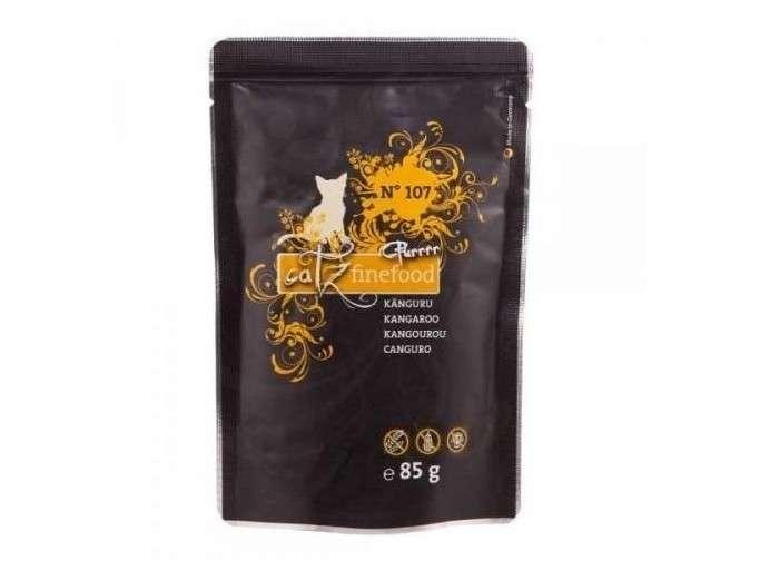 Catz Finefood No.107 Kangoeroe in de Blik 85 g 4260101769435 ervaringen
