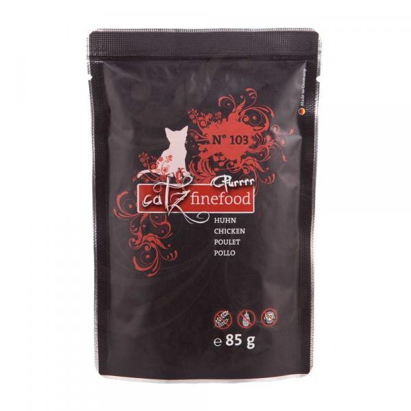 Catz Finefood Purrrr No. 103 Chicken 85 g
