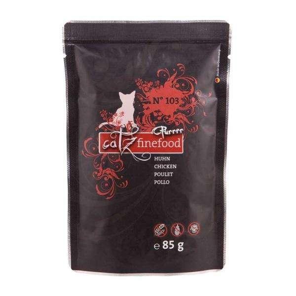 Catz Finefood Purrrr No. 103 Poulet 85 g