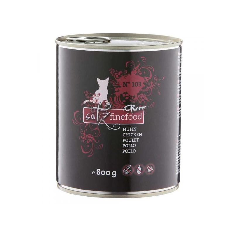 Catz Finefood Purrrr No. 103 Chicken 800 g