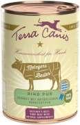 Terra Canis Menu Viande Pure, Pure Boeuf 400 g