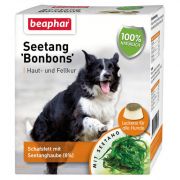 Beaphar Skin and Coat Health Bonbons with Seaweed Hood 245 g