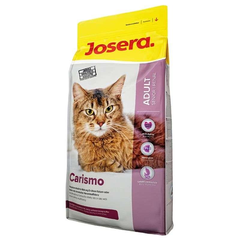 Josera Carismo 10 kg, 2 kg, 400 g