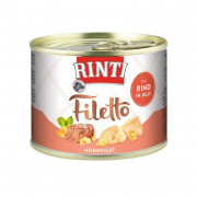 Rinti Filetto Chicken Fillet & Beef in jelly 210 g