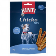 Rinti Chicko Plus Fish Sticks 80 g