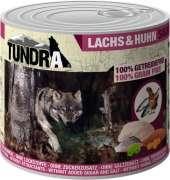 Tundra Saumon et Poulet 800 g