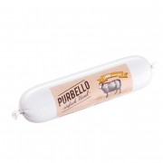 PURBELLO Dog Sausage - Lamb with Carrots and Peas 800 g