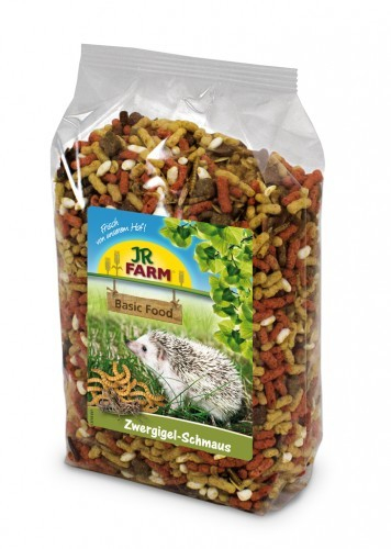 JR Farm Zwergigel-Schmaus 500 g