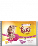 Versele Laga Lara Junior with Chicken & Turkey 4x100 g