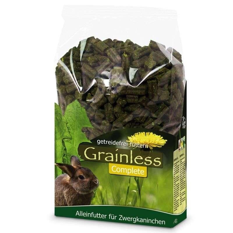 JR Farm Grainless Complete Dwarf Rabbits  3.5 kg