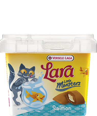 Versele Laga Lara Little Monsters Crock Laks 75 g
