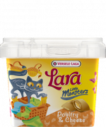 Versele Laga Lara Little Monster Crock with Poultry & Cheese - EAN: 5410340411810