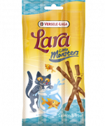 Lara Little Monster Sticks with Salmon & Trout 15 g från Versele Laga. Köp billigt i Zoobios webbutik
