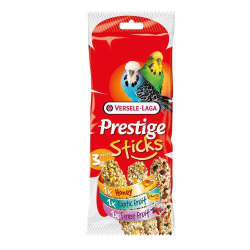 Prestige Sticks Triple Variety by Versele Laga 90 g buy online