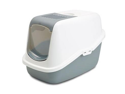 Cat Toilet Home Nestor Grå  från Savic köp billiga på nätet