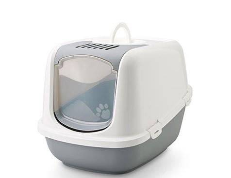 Savic Extra Large Cat Toilet Nestor Jumbo 66.5x48.5x46.5 cm 5411388020019 ervaringen