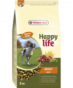 Versele Laga Happy life Adult au Boeuf 15 kg