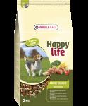 Versele Laga - Happy life Adult Dinner con Pollo La calidad más alta a un precio justo