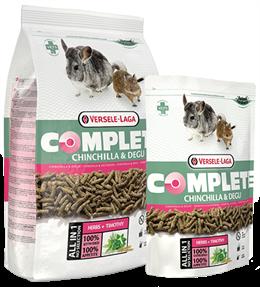 Versele Laga Complete Chinchilla & Degu  8 kg
