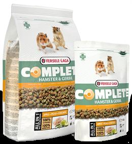 Versele Laga Complete Hamster & Gerbil 500 g, 2 kg