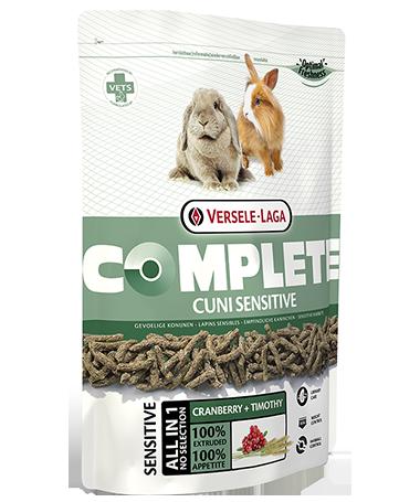 Complete Cuni Sensitive von Versele Laga 1.75 kg, 500 g online günstig kaufen