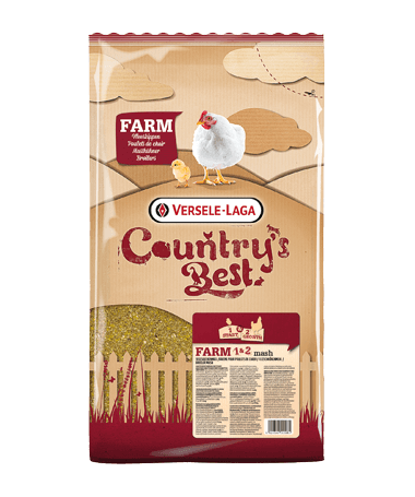 Country's Best Farm 1+2 Mash by Versele Laga 5 kg buy online
