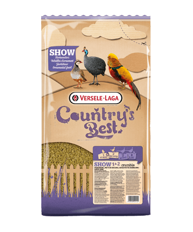 Country's Best Show 1+2 Crumble by Versele Laga 5 kg buy online