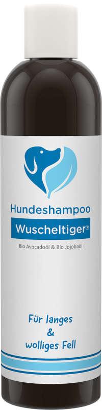 Hundeshampoo Curly Tiger 300 ml  af Hund & Herrchen køb rimeligt og favoribelt med rabat