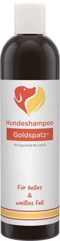 Hund & Herrchen Hundeshampoo Goldspatz  300 ml